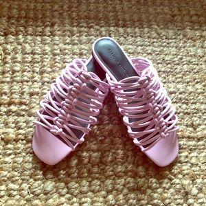 Rebecca Minkoff sandals! 😍
